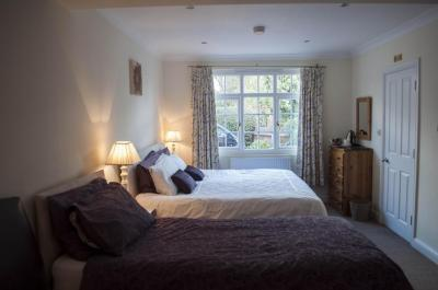 Leverton House - Rooms 2 Snooze