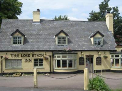 The Lord Byron Inn - Rooms 2 Snooze
